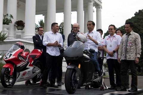 Presiden Jokowi: MotoGP di Mandalika Bawa Dua Manfaat bagi Indonesia
