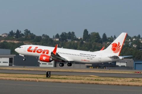 Lion Hentikan Sementara 10 Boeing 737 Max 8