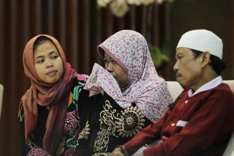 Jaksa Agung: Pembebasan Siti Aisyah Keberhasilan Semua Pihak