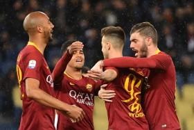Laga Perdana Ranieri Bersama Roma Berakhir Manis