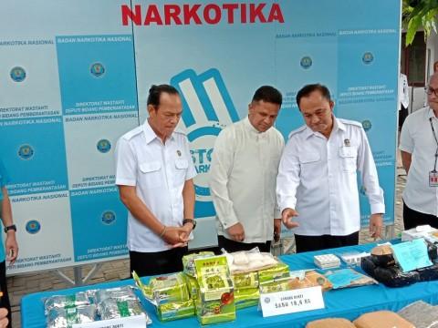 BNN Kerja Sama dengan Sri Lanka Berantas Narkoba
