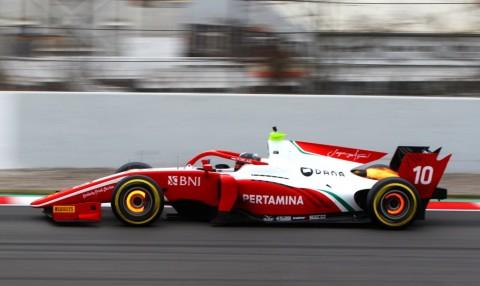 Bekal Positif Sean Gelael Menyambut Musim Balap Formula 2 2019