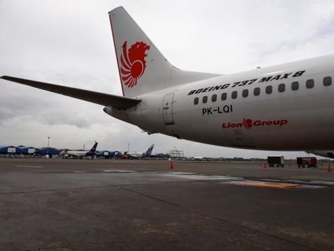 Penerbangan Lion Air Terganggu