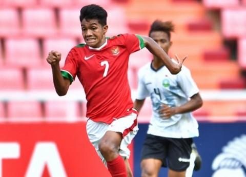Garuda Select Pecundangi Tim Muda Blackburn Rovers