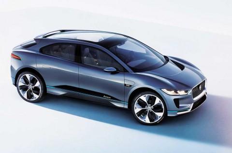 Intip Poin Penentu Jaguar i-Pace Elektrik jadi Mobil Terbaik di Eropa