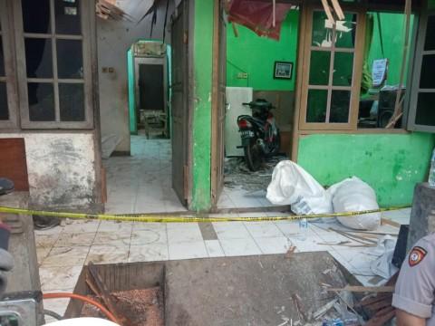 Tabung Gas 3 Kg Meledak di Cibubur