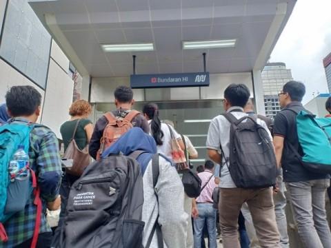 Fasiliitas Mewah MRT Perlu Dijaga