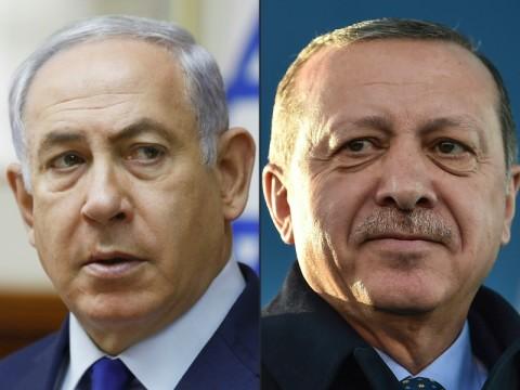 Perang Hinaan Antara Erdogan dan Netanyahu