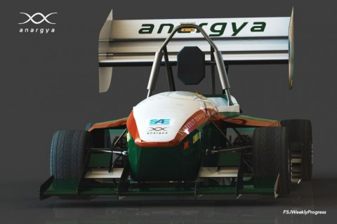 Anargya, Tim Mobil Formula Listrik ITS