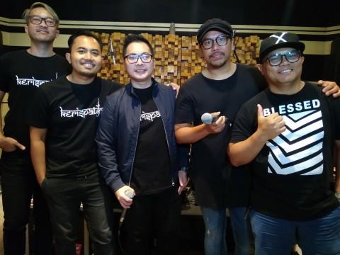 Kerispatih, Badai dan Sammy Simorangkir Kembali Gelar Konser Reuni di Tiga Kota