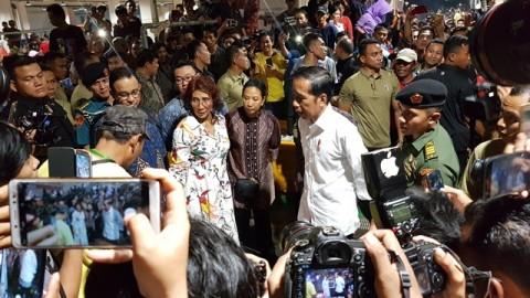 Jokowi: Kehadiran Pasar Ikan Modern Membalikkan Persepsi