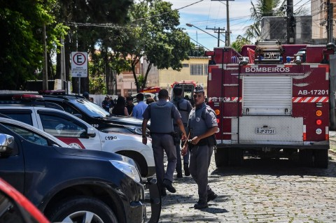 Penembakan di Sekolah Brasil Tewaskan 8 Orang