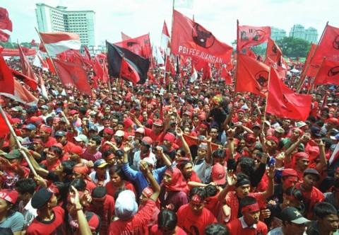 APK PDIP, Gerindra, & PPP Terbanyak Dicopot di Jaksel