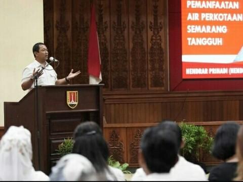 Semarang Berguru ke Mantan Penasihat Obama soal Banjir