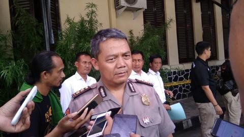 Pembawa Bahan Peledak di Mako Brimob Ditahan
