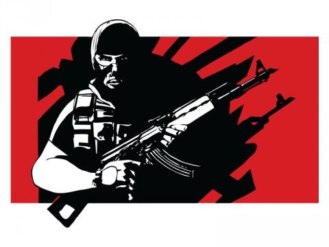 Densus 88 Tangkap Terduga Teroris di Rokan Hilir