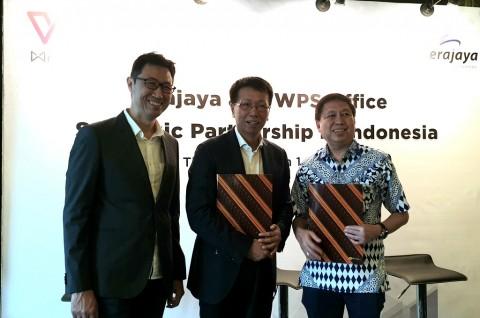 Gandeng WPS Office, Erajaya Pasarkan Aplikasi Kantoran Terjangkau