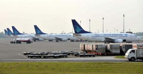 Garuda Akan Batalkan 49 Pesawat Boeing 737-8 Max