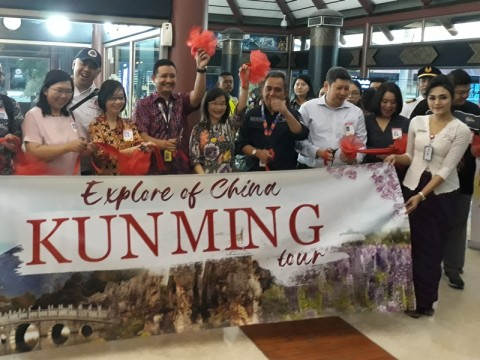 Batik Air Lebarkan Sayap ke Kunming Tiongkok