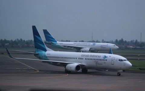 Garuda Rogoh USD3,5 Miliar untuk 50 Unit Boeing 737 Max 8