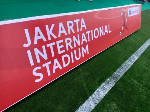 Stadion Internasional Jakarta Ditargetkan Rampung 2021