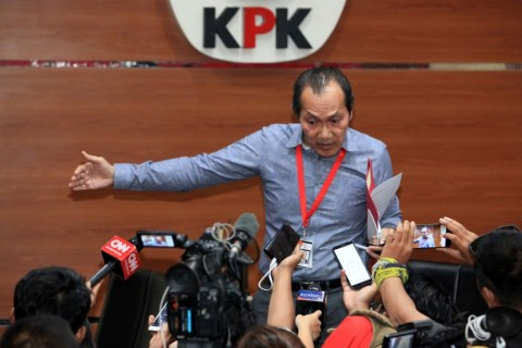 Korupsi Bos PT Wijaya Karya Rugikan Negara Rp39 Miliar