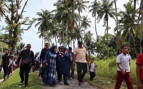 Menteri LHK Serap Aspirasi di Kabupaten Aceh Singkil