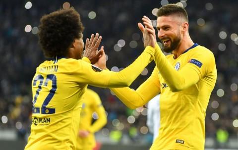 Hasil Lengkap Liga Europa Semalam: Chelsea dan Arsenal Melaju ke Perempat Final, Inter Tersingkir