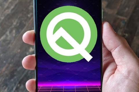 Android Q Tawarkan Akses Aplikasi Foto dengan Efek