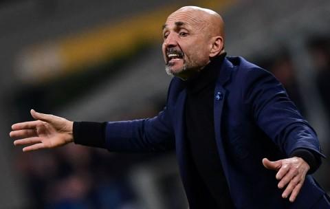 Inter Tersingkir, Spalletti Naik Pitam