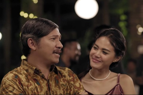 Daftar Lengkap Pemenang Indonesian Movie Actors Awards 2019