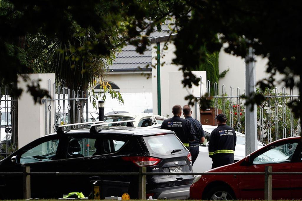 Penembakan Masjid Di Selandia Baru Wikipedia: Pelaku Penembakan Selandia Baru Live Facebook