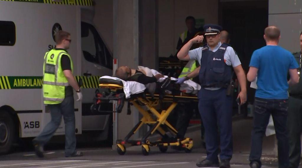 Selandia Baru Penembakan Picture: Korban Tewas Penembakan Selandia Baru Bertambah