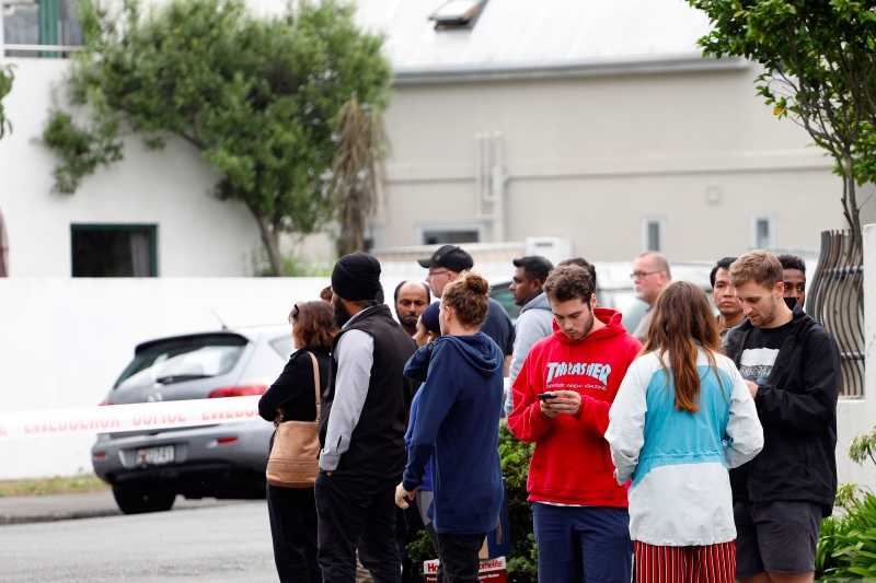 Polisi Selandia Baru Evakuasi Kota Usai Aksi Teror