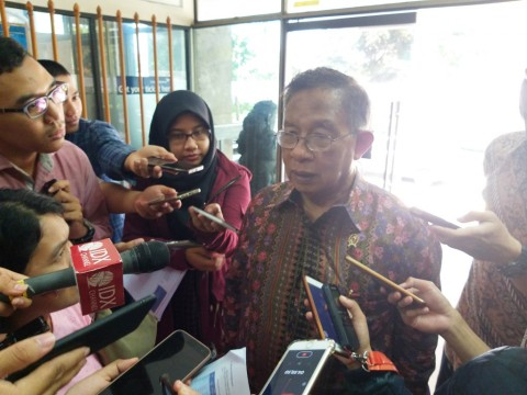Govt to Work Harder to Improve Trade Performance: Minister Darmin