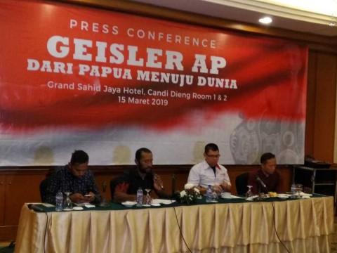 Usia Tak Surutkan Ambisi Geisler AP Rebut Sabuk WBC Asia Pasifik