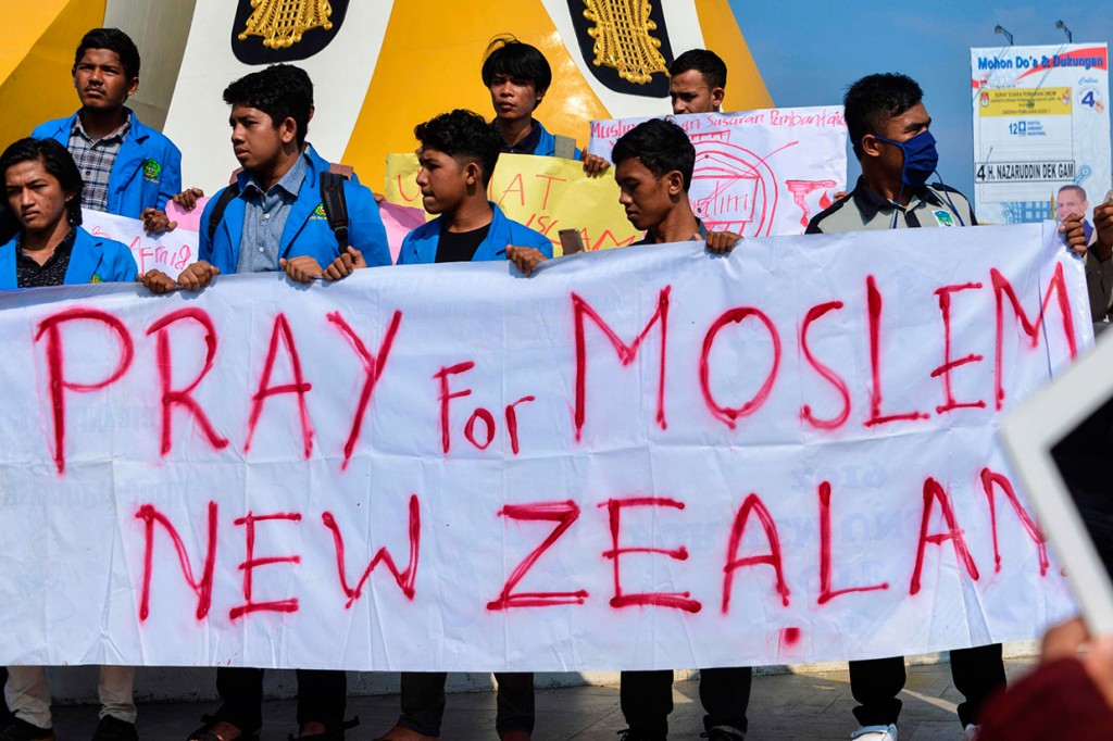 Penembakan Christchurch Hd: Ucapan Duka Mengalir Pascapenembakan Di Masjid Christchurch