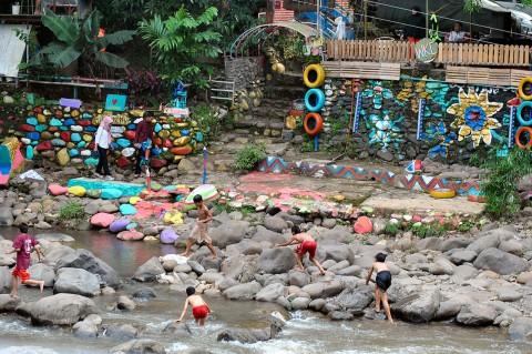 Bogor Akan Buat Waterfront City Sungai Ciliwung