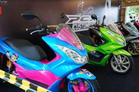 PCX Community Custom Show, Sapa Komunitas <i>Biker</i> Kota Bekasi