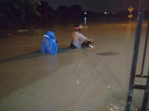 Banjir Bandang di Sentani Tewaskan 14 Orang