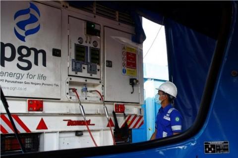 PGN Layani Pelanggan Gaslink 24 jam