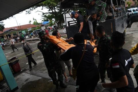 Korban Tewas Banjir Bandang di Sentani Bertambah Jadi 77 Orang