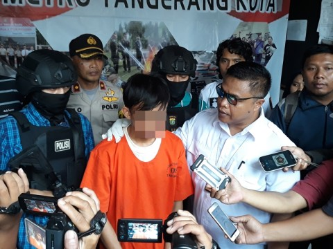 Buron 5 Tahun, Pembunuh Sopir Angkot Ditangkap