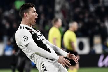 Tiru Simeone, Cristiano Ronaldo Didakwa UEFA