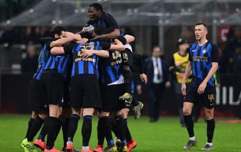Laga Berlangsung Sengit, Inter Permalukan Milan