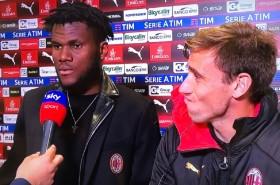 Dikalahkan Inter, Duo Milan Malah Bertengkar