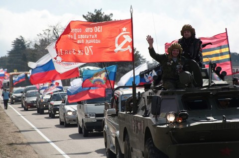Hari Ini Rusia Peringati Lima Tahun Aneksasi Krimea