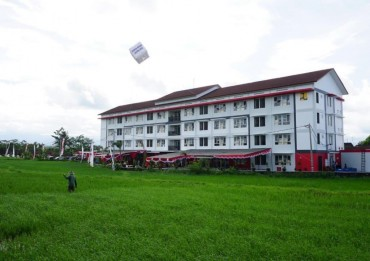 Lima Rusunawa dan 50 Rusus di Jateng Resmi Beroperasi