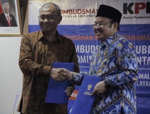 Ombudsman Siap Beri Informasi Korupsi ke KPK