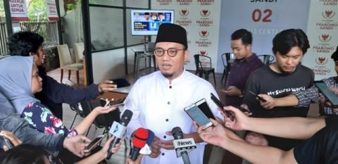Tim Prabowo Mengakui Istilah Sedekah Putih Keliru